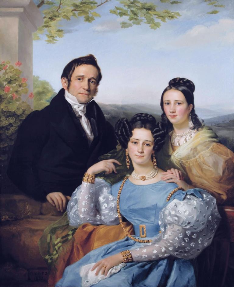 нашем фотомонтаж портреты аристократов картина