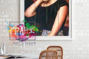 Картины на досках купить в стиле лофт Барнаул